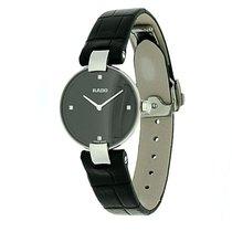 Rado Ladies R22854705 Coupole Diamonds Quartz Watch
