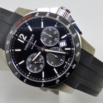 Longines Conquest Chronograph 41 -New-
