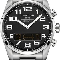 Certina DS Multi-8 C020.419.11.052.01 Herrenchronograph Mit...