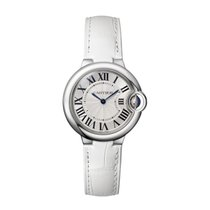 Cartier Ballon Bleu Quartz Ladies Watch Ref W6920086
