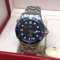 Omega Seamaster 2221.80.00 - Box & Papers 2008