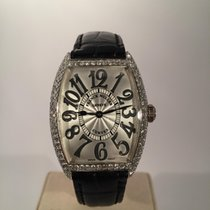 Franck Muller Curvex Relief Diamonds (Pre Owned)