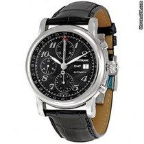 Montblanc Star Chronograph GMT NEU  Box & Papiere