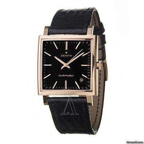 Zenith Men's New Vintage 1965 Watch