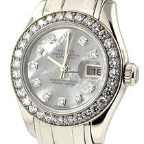 Rolex Datejust Ladies Pearlmaster Masterpiece Ref. 80299