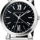 Bulgari Sotirio  Central Date 43mm Mens Watch