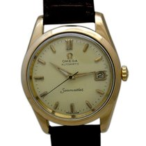 Omega SEAMASTER DATE AUTOMATIC VINTAGE PREOWNED SWISS WRISTWATCH