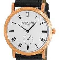 "Patek Philippe Gent's 18K Rose Gold  Ref # 5119 R ""Cal..."