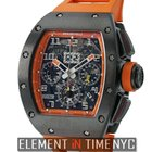 Richard Mille Felipe Massa Orange Flyback Chrono Limited...