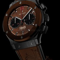 Hublot [NEW] Classic Fusion Chronograph Black Brown Ceramic...