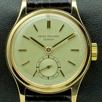 Patek Philippe Calatrava 18kt rose gold, ref. 2451, from the...