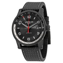 Montblanc Timewalker Urban Automatic Black Dial Men's Watch