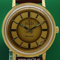 Zenith Vintage Victorious 36mm Automatic Date Gold Steel