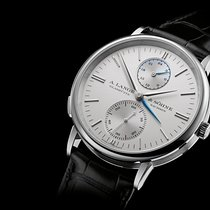 A. Lange & Söhne [NEW][SP] Saxonia Dual Time 386.026...