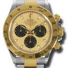 Rolex Daytona Steel and Gold 116523 pn