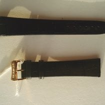 Raymond Weil BLACK CROC LEATHER STRAP 18MM