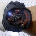 Urwerk Black Platinum Limited 20 Pcs - UR110PTH