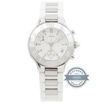 Cartier Must 21 Chronoscaph W10184U2