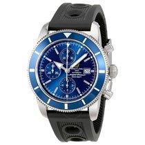 Breitling Superocean Heritage Chronographe 46 Blue Dial...
