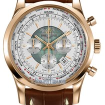 Breitling Transocean Chronograph Unitime rb0510uo/a733-2cd