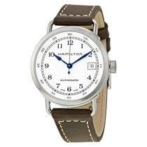 Hamilton Men's H78215553 Khaki Navy Pioneer Auto Watch