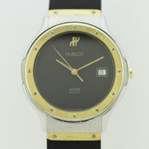 Hublot MDM Classic Steel and 18k Gold Man Quartz 1520.2