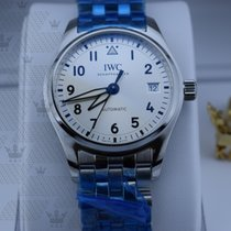 IWC IW324006  Pilot Silver Dial Stainless Steel Automatic