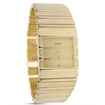 Piaget Polo 7131 C701 Mens Dress Watch in 18kt Yellow Gold
