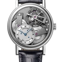 Breguet Brequet Tradition 7047 Platinum Men's Watch