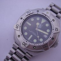 TAG Heuer Vintage Diver Automatic Watch Super Profesionall...