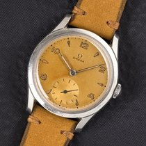 Omega Rare Tropical Ref.2639 / Radium Dial / 35 mm / 1953