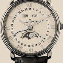 Blancpain Villeret Moon Phase Complete Calendar 40mm