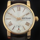 Montblanc Rose Gold Star Chronometer Big Date 4810