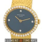 Patek Philippe Vintage Collection Ladies 18k Yellow Gold...