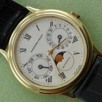 Audemars Piguet Day Date Moon Phase Gold Watch