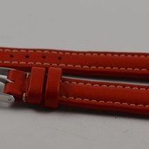 Breitling Leder Armband Mit Dornschliesse 15-14 15mm Neu Rot