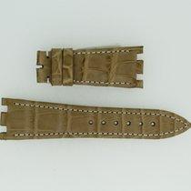 Audemars Piguet Lederband / Alligator / Beige - 21/16 Länge...