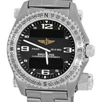 "Breitling Professional ""Emergency Superquartz""."