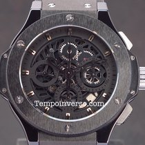 Χίμπλοτ (Hublot) Big Bang Aerobang Skeleton all black full set...