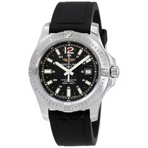 Breitling Colt Automatic Black Dial Men's Watch A1738811-B...