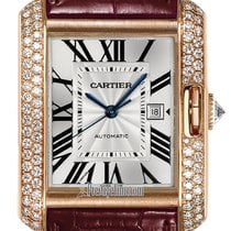 Cartier Tank Anglaise Medium Automatic wt100016