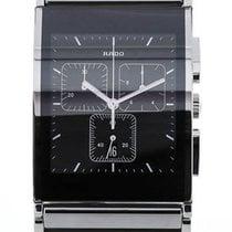 Rado Integral Chronograph 37 x 31 Steel
