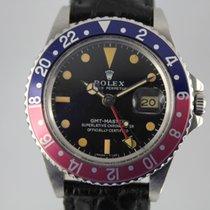 Rolex GMT Master 16750 aus 1979 #A3093 TOP Zustand mit Box