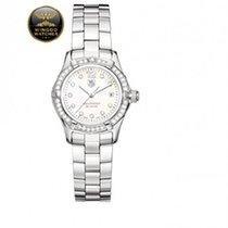 TAG Heuer - AQUARACER LADY - Quartz 35+10 Diamonds