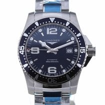 Longines HydroConquest 41 Automatic Blue Dial