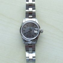 Rolex Oyster Perpetual Date Steel Automatic Lady