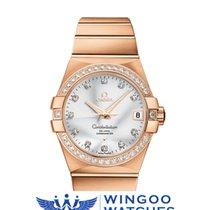 Bulgari - SERPENTI quartz 18Kt pink gold and diamonds
