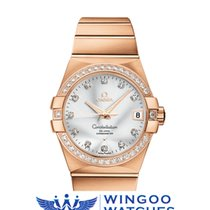 Omega - Constellation Co-Axial 38 MM Ref. 123.55.38.21.52.001