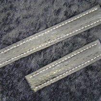 Breitling Haiarmband 18/18mm Black Schwarz Für Faltschliesse