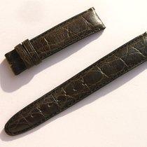 Morellato Croco Band Crocoarmband 18mm Dunkel Dark Strap...